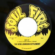 "The Herb Johnson Settlement - Get It - 7"" Vinyl"