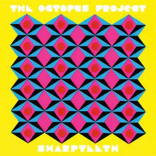 "The Octopus Project - Sharpteeth - 7"" Vinyl"