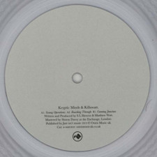 "Kryptic Minds & Killwatt - No Fear Of Future - 12"" Vinyl"