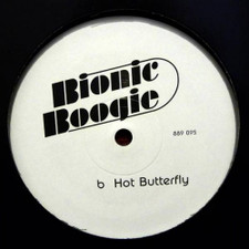 """Bionic Boogie - Risky Changes/Hot Butterfly - 12"""" Vinyl"""