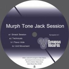 """Murph Tone - Jack Session 1 - 12"""" Vinyl"""