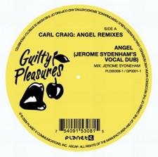 """Carl Craig - Angel Remixes - 12"""" Vinyl"""