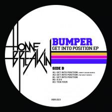 """Bumper - Get Into Position - 12"""" Vinyl"""