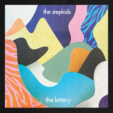 "The Stepkids - The Lottery - 12"" Vinyl"
