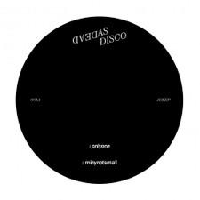 "JDeep & Dcastillo - Dead As Disco 003 - 12"" Vinyl"