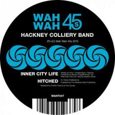 "Hackney Colliery Band - Inner City Life - 7"" Vinyl"