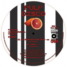 "Jean Claude Gavri - Pulp Disco Vol.3 - 12"" Vinyl"