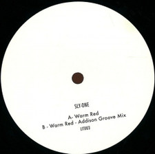 """Sly-one - Warm Red - 12"""" Vinyl"""