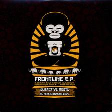 "El Fatta - Rocking Frontline - 12"" Vinyl"
