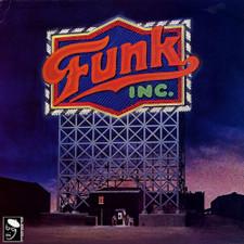 Funk Inc - Funk Inc - LP Vinyl