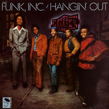 Funk Inc - Hangin Out - LP Vinyl