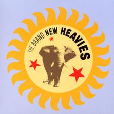 Brand New Heavies - Brand New Heavies - LP Vinyl