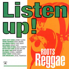 Various Artists - Listen Up! Roots Reggae - LP Vinyl