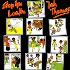 Jah Thomas - Stop Yu Loafin - LP Vinyl