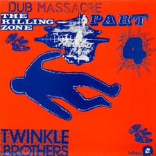 Twinkle Brothers - Dub Massacre Part 4: Killing Zone - LP Vinyl