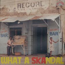 King Edwards - What a Skandal - LP Vinyl