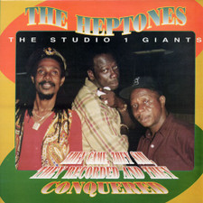 Heptones - Came, Saw, Conquered - LP Vinyl