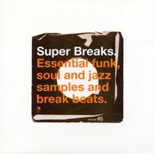 Super Breaks - Vol 1 - 2x LP Vinyl