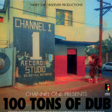 Soul Syndicate - 100 Tons of Dub - LP Vinyl