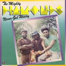 Mighty Diamonds - Never Get Weary - LP Vinyl