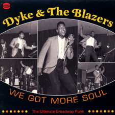 Dyke & The Blazers - Broadway Funk - 2x LP Vinyl