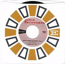 """Memphis Soul - Don't Down Me People - 7"""" Vinyl"""