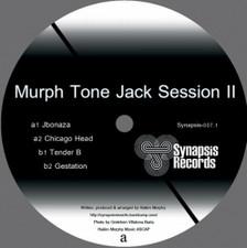 """Murph Tone - Jack Session 2 - 12"""" Vinyl"""