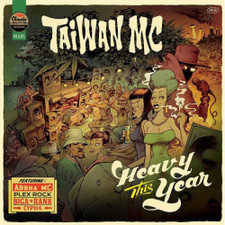 Taiwan MC - Heavy This Year - LP Vinyl