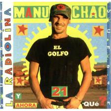 Manu Chao - La Radiolina - 2x LP Vinyl + CD