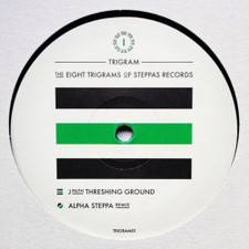 "J-Path / Alpha Steppa - Threshing Ground - 10"" Vinyl"