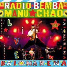 Manu Chao - Baionarena - 3x LP Vinyl + 2x CD