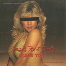"Samanta Fox & Snuffo - Klaus You - 12"" Vinyl"