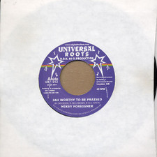 "Mikey Foreigner - Jah Worthy To Be Praised - 7"" Vinyl"