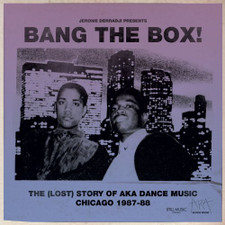 Jerome Derradji - Bang The Box!  Dance Music Chicago 1987-88 - 2x LP Vinyl