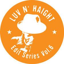 "Turner Brothers - Luv N' Haight Edits Vol.6 - 12"" Vinyl"
