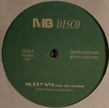 """Nutty Nys - Nka Mo Dira - 12"""" Vinyl"""