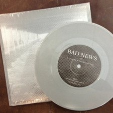 "Bad News - This Is Why We Can't Have Nice Things - 7"" Vinyl"