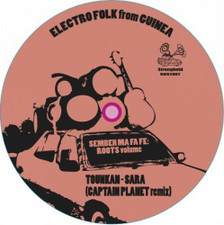 "Various Artists - Guinea Folk Remixed Vol.1 - 7"" Vinyl"