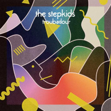 The Stepkids - Troubador - LP Vinyl