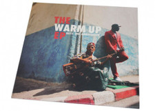 "Blitz The Ambassador - The Warm Up - 12"" Vinyl"