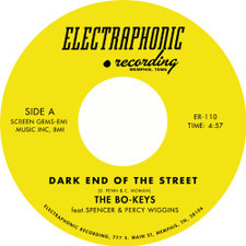 "The Bo-Keys feat. Percy Wiggins - Dark End Of The Street - 7"" Vinyl"