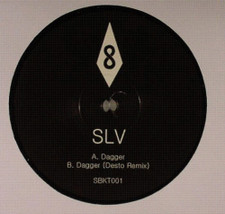 """S L V - Dagger - 10"""" Vinyl"""