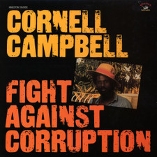 Cornell Campbell - Fight Against Corruption - LP Vinyl