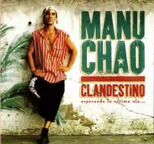 Manu Chao - Clandestino - 2x LP Vinyl+CD