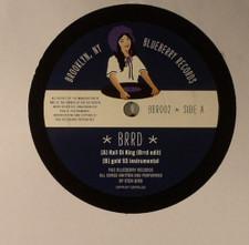 "Brrd - Hail Di King / Gold 93 - 7"" Vinyl"