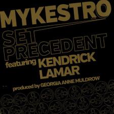 "Mykestro - Set Precedent - 12"" Vinyl"