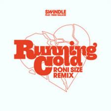 "Swindle - Running Cold (Roni Size Remix) - 10"" Vinyl"