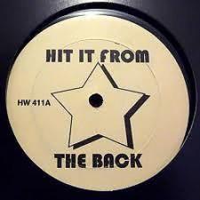 "Traxmen / Wax Master - Hit It From the Back / Foorwork - 12"" Vinyl"