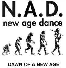 N.A.D. - Dawn of a New Age - 2x LP Vinyl