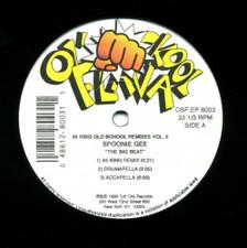 """Spoonie Gee - The Big Beat - 12"""" Vinyl"""